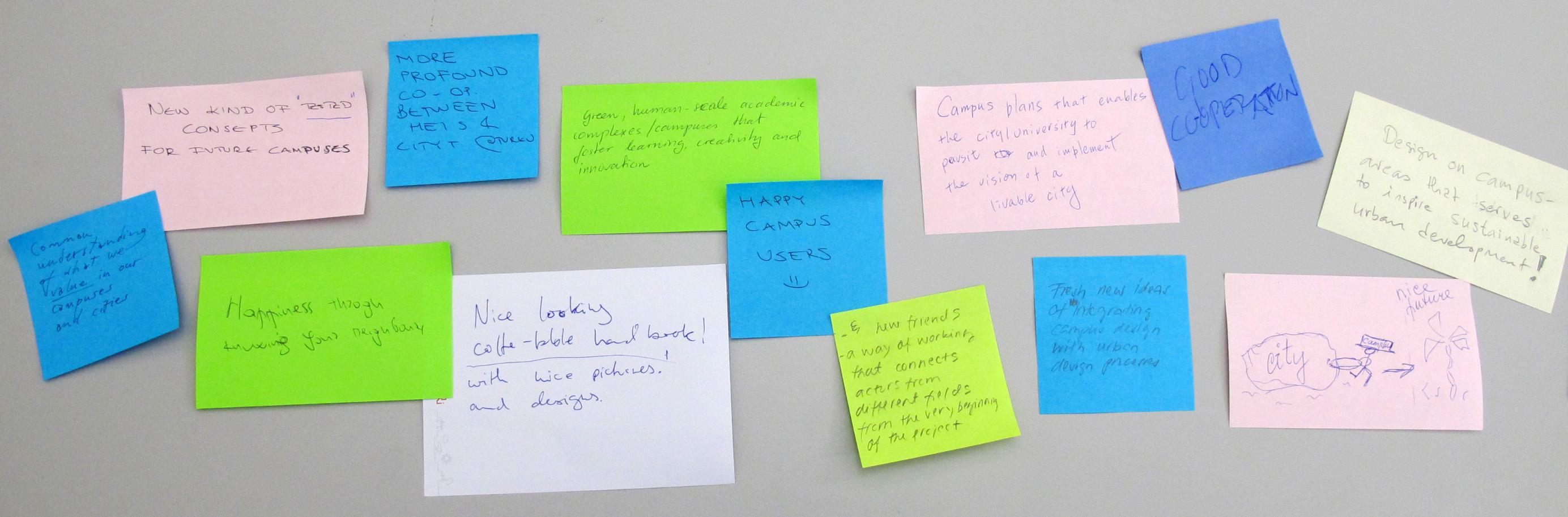 Live Baltic Campus -kumppaneiden odotuksia hankkeelle