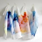 Kitchen towels by Lakriima Machreich