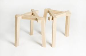 Trean-chairs by Tia Aitola and Antonia Sonntag