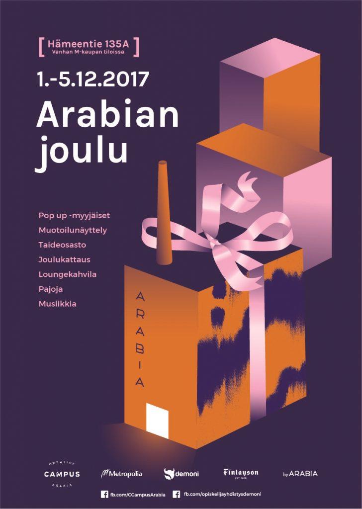 Arabian joulu 2017