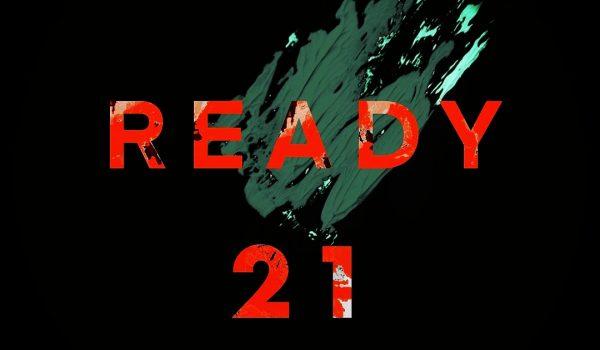 Ready21 muotoilun opinnäytetyönäyttely. Visualisointi: Annika Sinervuo
